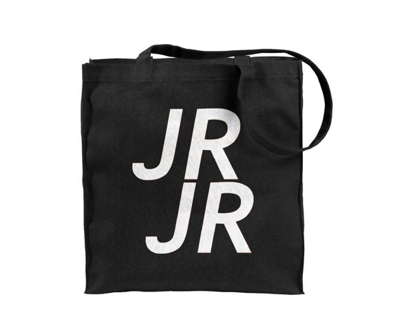 JR JR Logo Tote Bag - JR JR