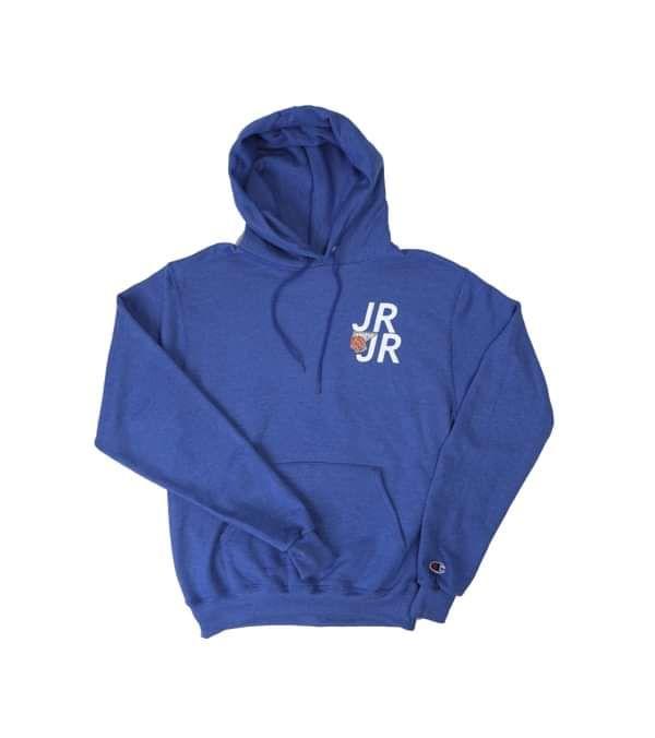 JR JR x CHAMPION Basketball Logo Hoodie (Limited Edition) - JR JR