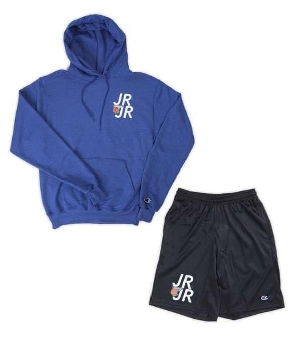JR JR x Champion Spring 2020 Hoodie + Shorts bundle - JR JR