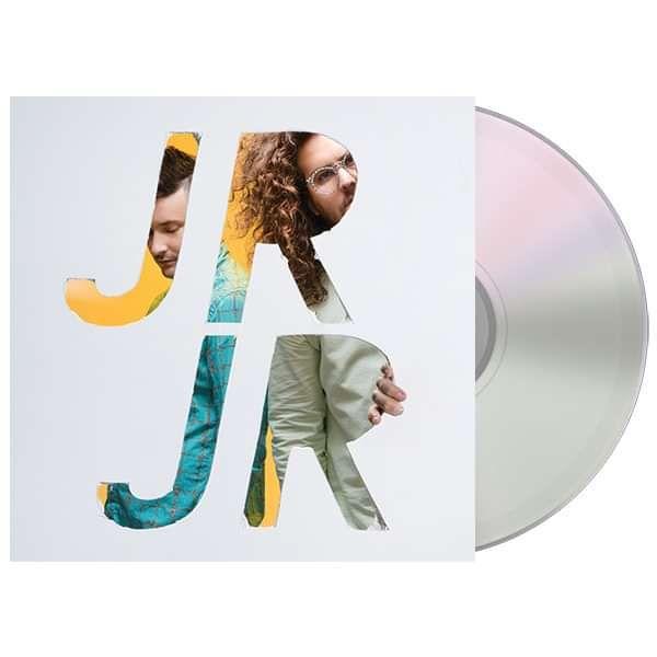 JRJR - JR JR (CD) - JR JR