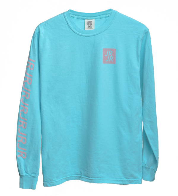 Pink vs Blue JR JR Long Sleeve T-shirt - JR JR
