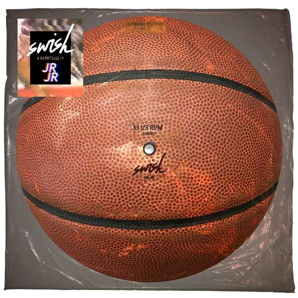 "SWISH EP - BASKETBALL PICTURE DISC VINYL 10"" - JR JR"