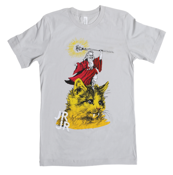 Wizard Kitty T-Shirt - JR JR