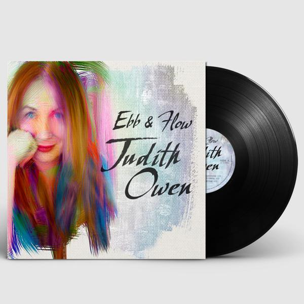 """Ebb & Flow (Signed 12"""" Vinyl) - Judith Owen"""