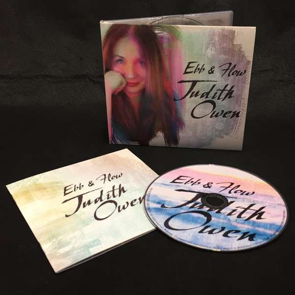 Ebb & Flow (Signed CD) - Judith Owen