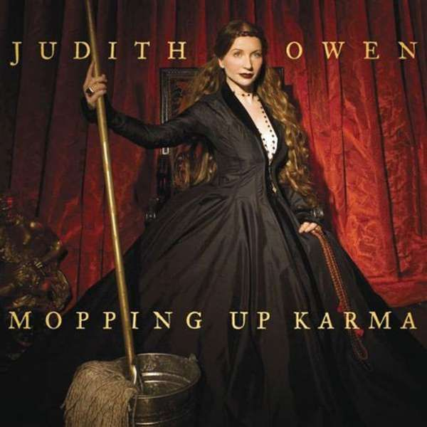 Mopping Up The Karma (CD) [2008] - Judith Owen