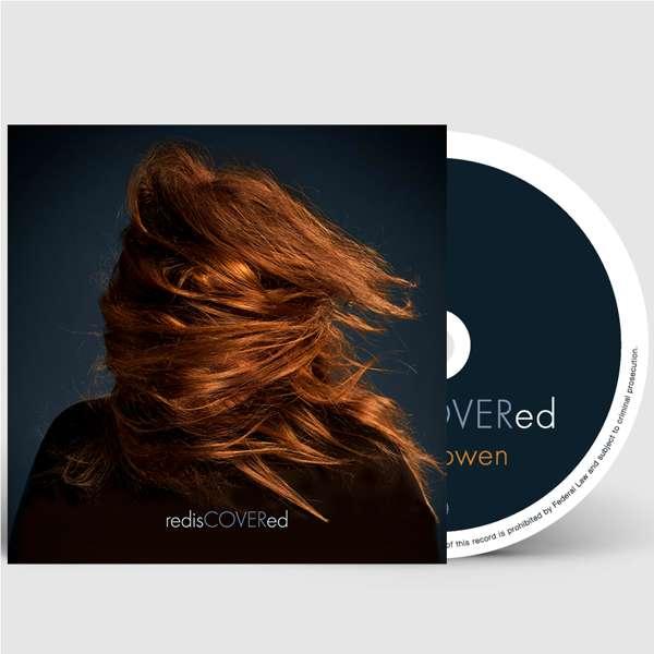 redisCOVERed (Signed CD) - Judith Owen