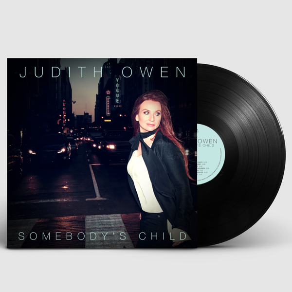 "Somebody's Child (Limited Signed 12"" Vinyl) - Judith Owen"