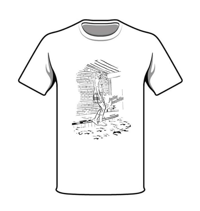 JJ T-shirt - Julia Jacklin