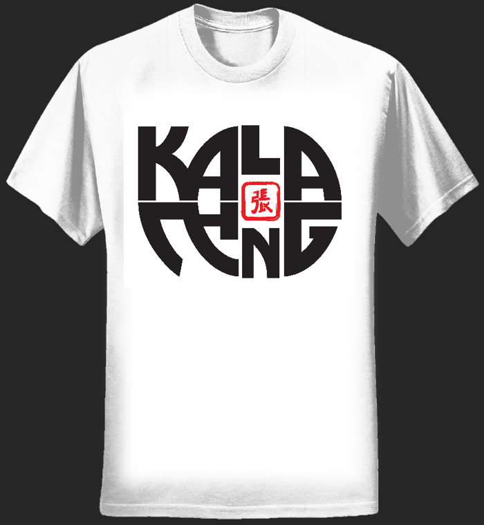 KALA CHNG T-shirt - womens/fitted - KALA CHNG