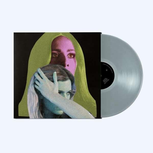 Odyssey LP - Vinyl (Dove Grey) - KALEIDA Merch Shop
