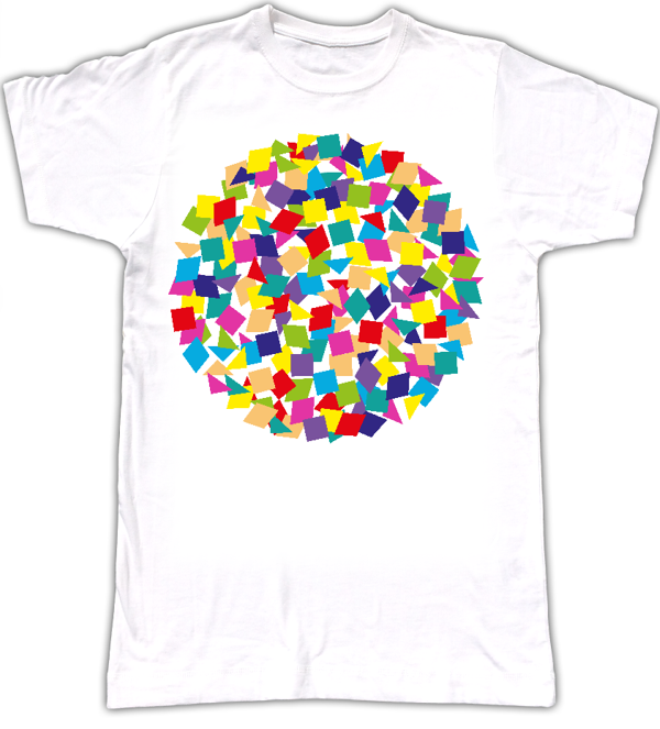 Shields Kaleidoscope T-Shirt (Female) - Kaleidoscope Music