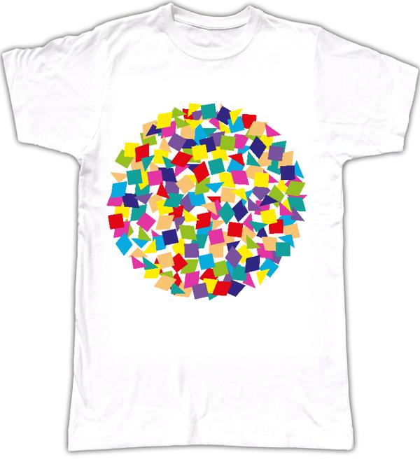 Shields Kaleidoscope T-Shirt (Male) - Kaleidoscope Music