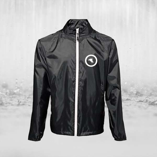 Katatonia - 'Bird Logo' Rain Jacket - Katatonia