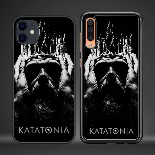 Katatonia - 'City Burials' Mobile Phone Case - Katatonia
