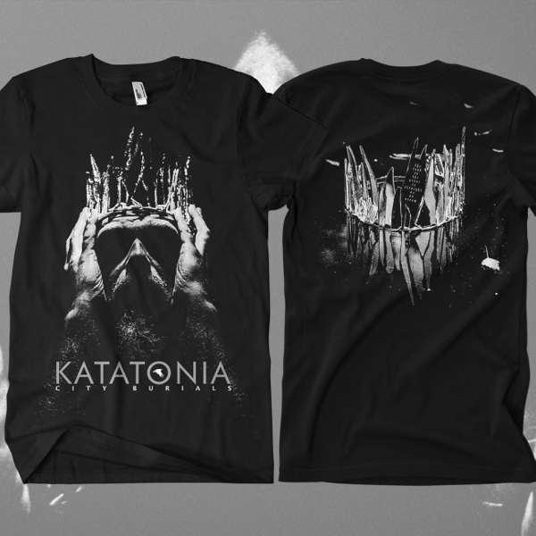 Katatonia - 'City Burials' T-Shirt - Katatonia