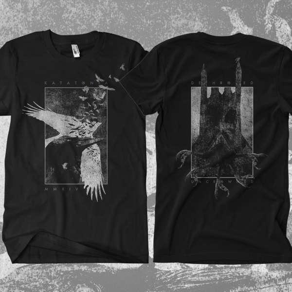 Katatonia - 'Crow Spirit' T-Shirt - Katatonia