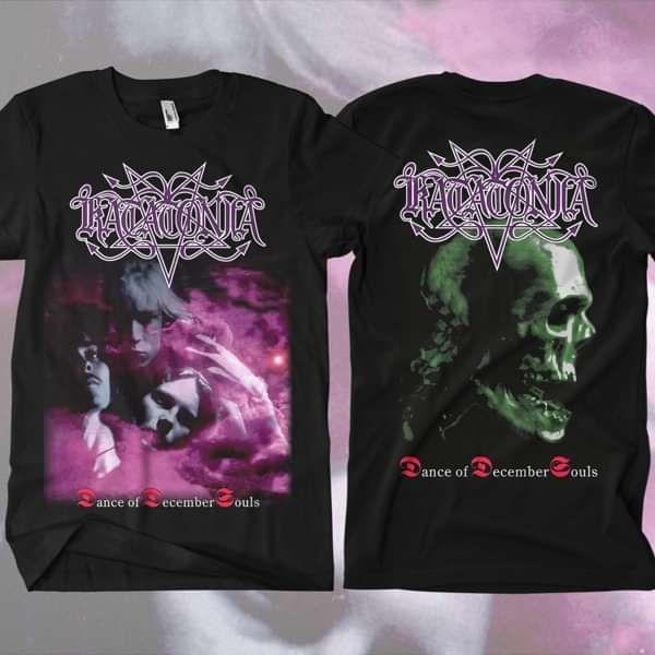 Katatonia - 'Dance of December Souls' T-Shirt - Katatonia