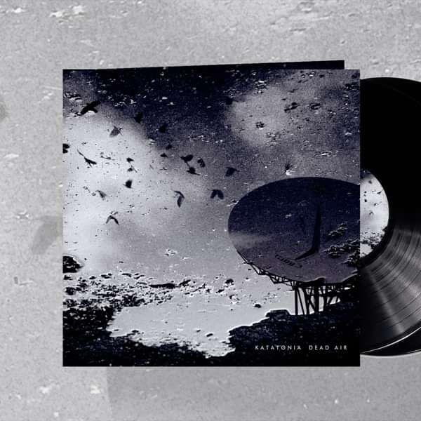 Katatonia - 'Dead Air' 2LP Black Vinyl - Katatonia