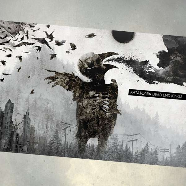 Katatonia - 'Dead End Kings' Textile Poster - Katatonia