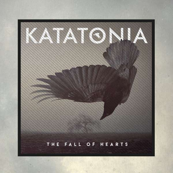 Katatonia - 'Fall of Hearts' Woven Patch - Katatonia
