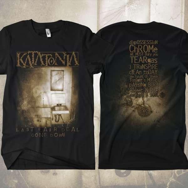 Katatonia - 'Last Fair Deal Gone Down' T-Shirt - Katatonia
