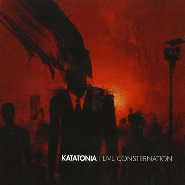 Katatonia -  Live Consternation CD/DVD - Katatonia