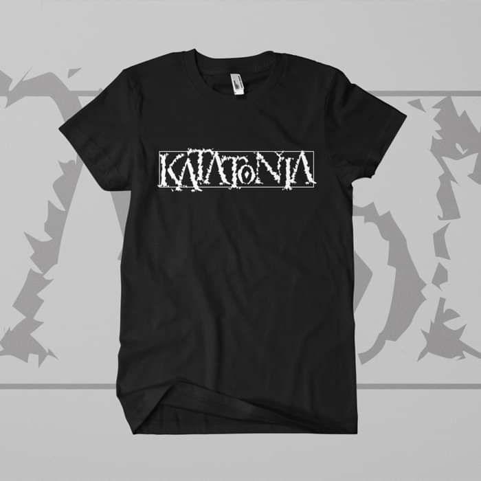 Katatonia - 'Logo 2nd era' T-Shirt - Katatonia
