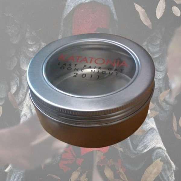 Katatonia -  Logo Large Tin - Katatonia