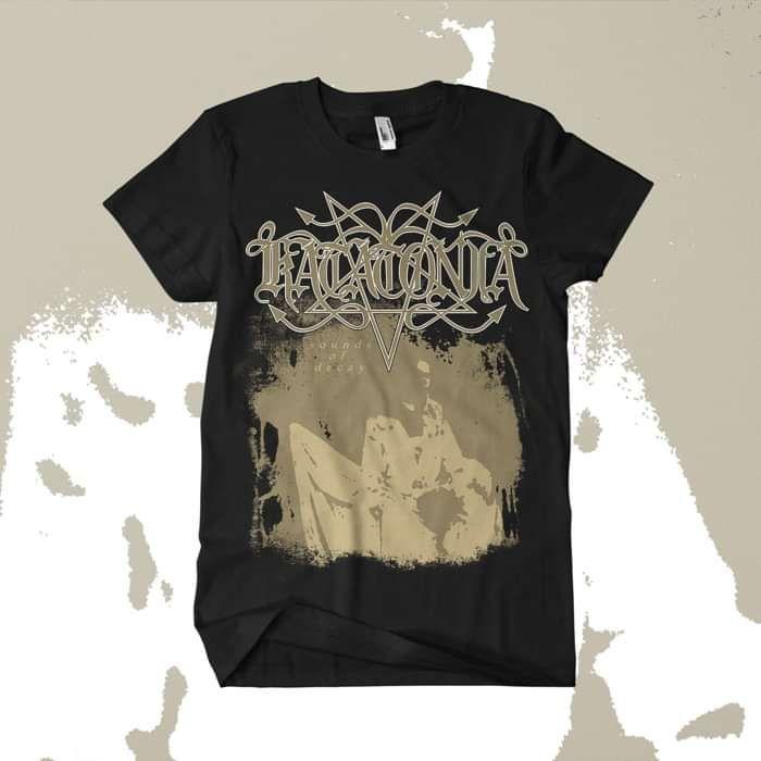 Katatonia - 'Sounds of Decay' Black Edition T-Shirt - Katatonia