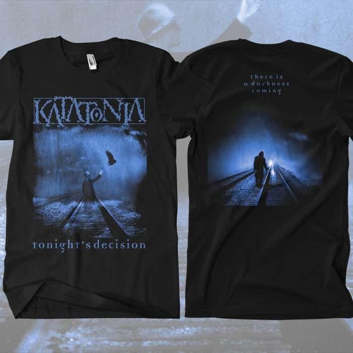 Katatonia - 'Tonight's Decision' T-Shirt - Katatonia