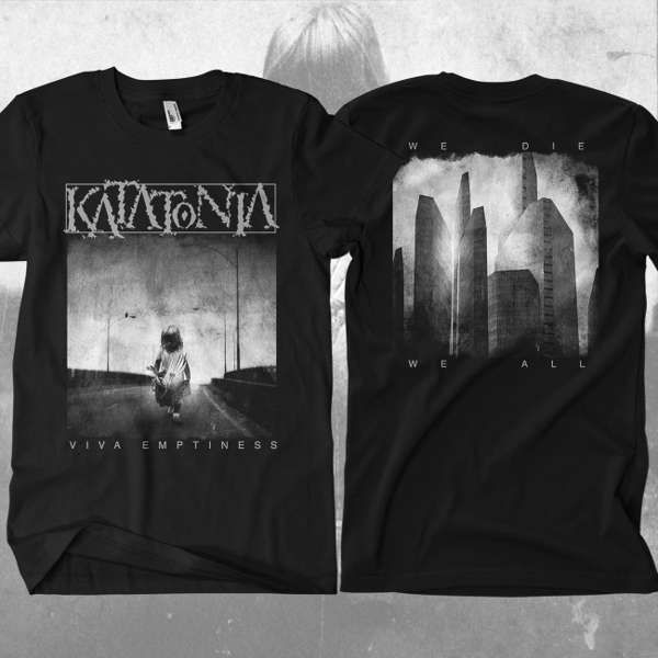 Katatonia - 'Viva Emptiness' T-Shirt - Katatonia