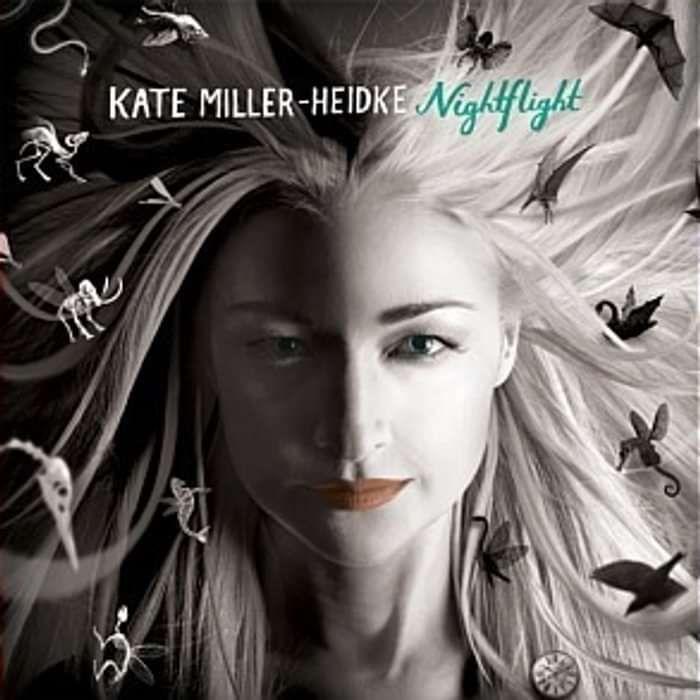 Nightflight (CD) - Kate Miller-Heidke