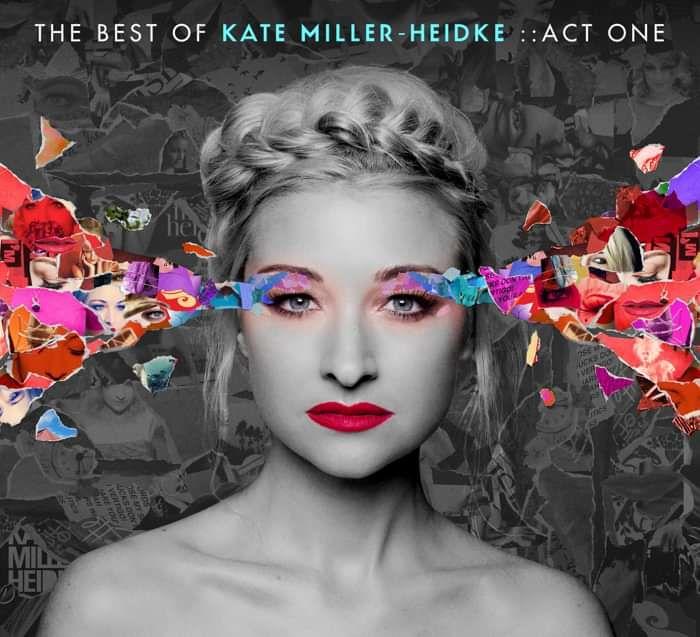The Best Of Kate Miller-Heidke: Act One CD - Kate Miller-Heidke