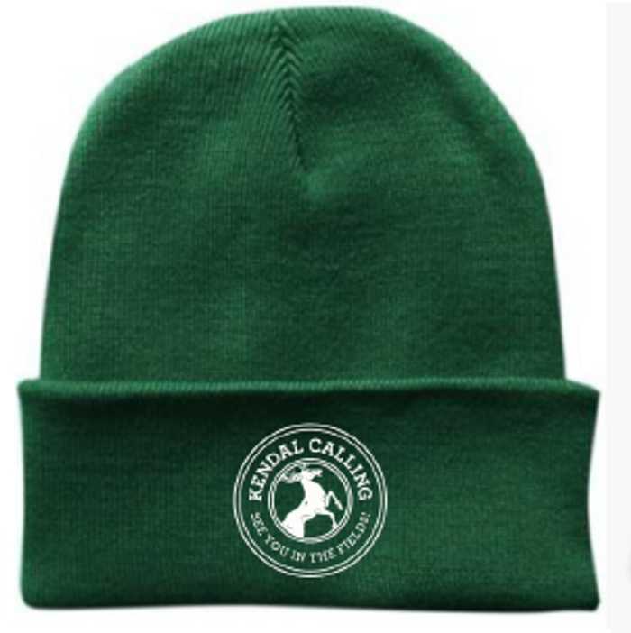 Embroidered Beanie - Kendal Calling