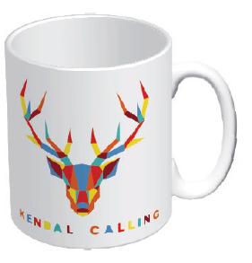 Kendal Calling Stag Mug - Kendal Calling