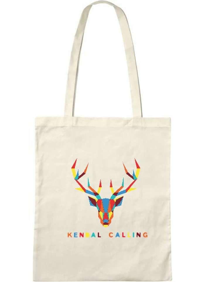 Kendal Calling Tote Bag - Kendal Calling