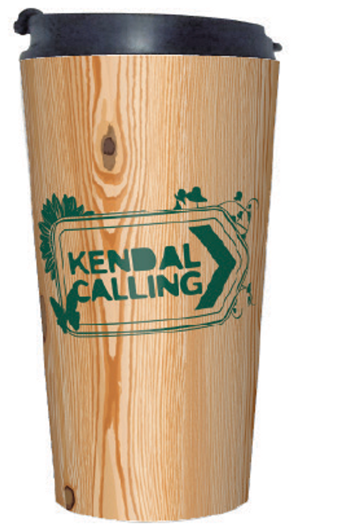 On the go Kendal Coffee Cups! - Kendal Calling