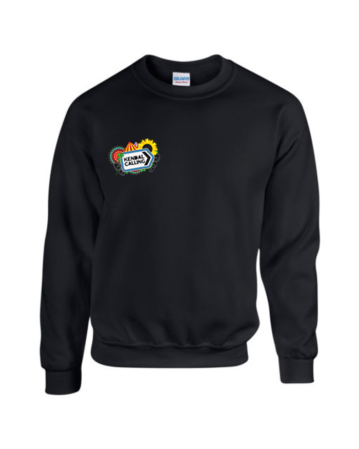 Premium Embroidered KC Sweat - Kendal Calling