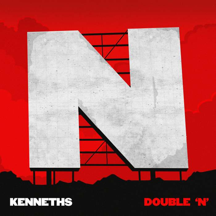 'DOUBLE N' EP Digital Download - The Kenneths