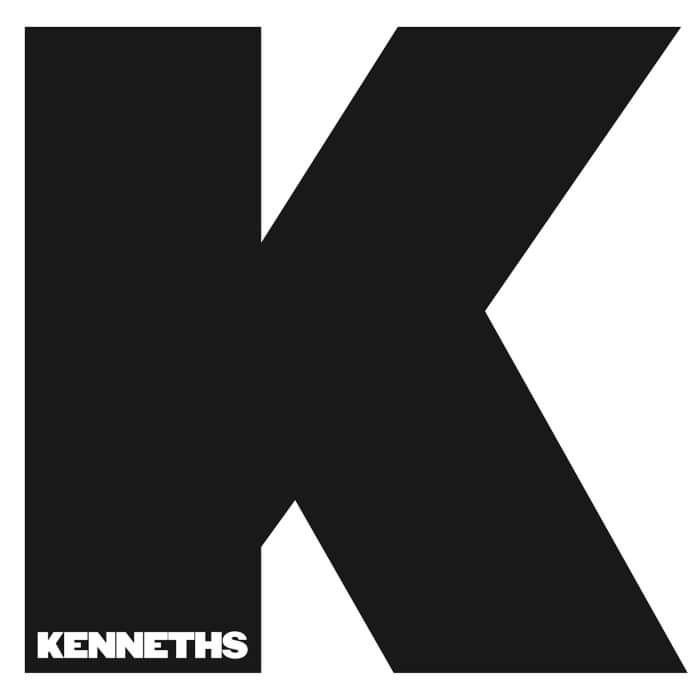 'K' E.P Digital Download - The Kenneths