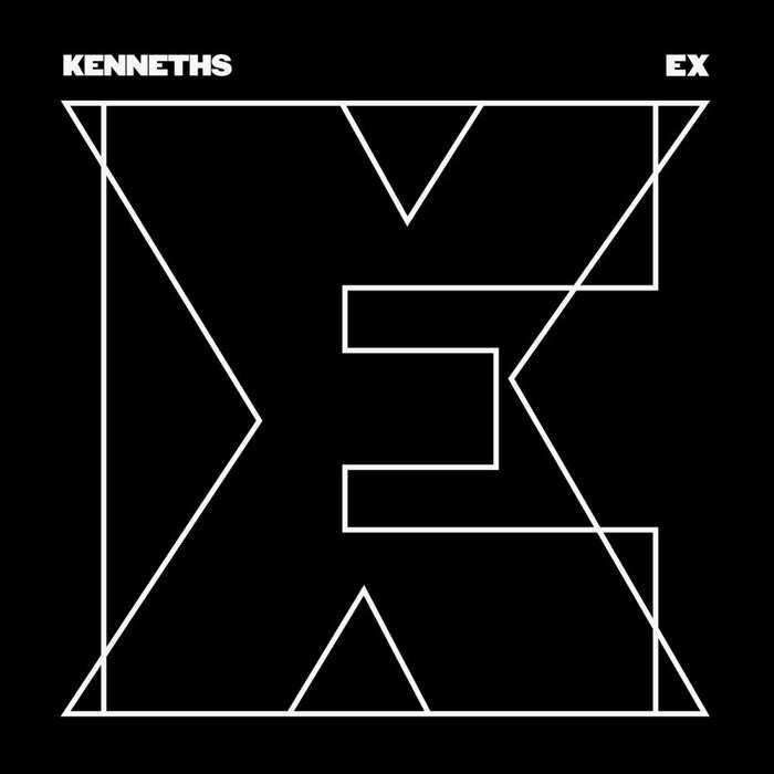 LIMITED EDITION 'EX' E.P CD - The Kenneths