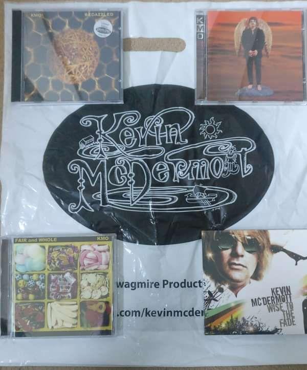 4 CD Bundle for £10 - Kevin McDermott