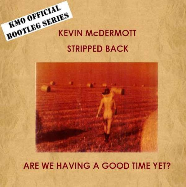 Kevin McDermott - Stripped Back (MP3) - Kevin McDermott