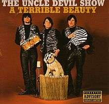 The Uncle Devil Show - A Terrible Beauty (Mp3) - Kevin McDermott