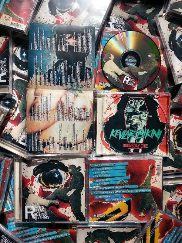 CD - Kevlar Bikini