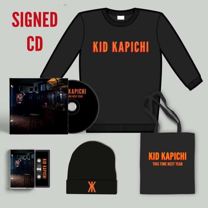 Kid Kapichi 'This Time Next Year' Fan Bundle - Kid Kapichi