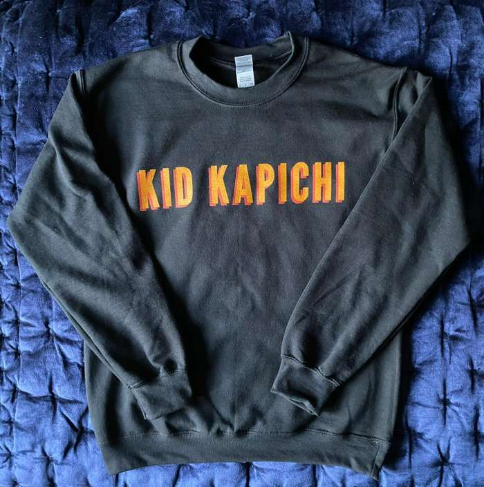 Kid Kapichi 'This Time Next Year' Sweater - Kid Kapichi