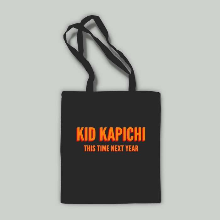 Kid Kapichi 'This Time Next Year' Tote Bag - Kid Kapichi