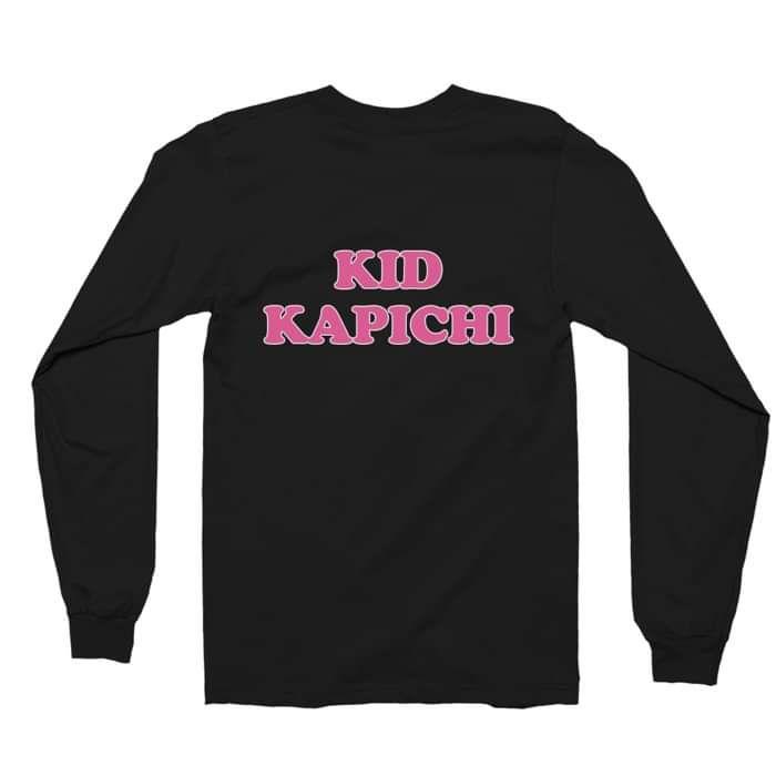 Kid Kapichi 'Working Man's Town' Logo Long Sleeve T-Shirt - Kid Kapichi